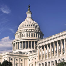 US Capitol building, where Arena advances our clients' government affairs goals