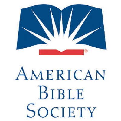 American Bible Society logo, on of Arena's clients