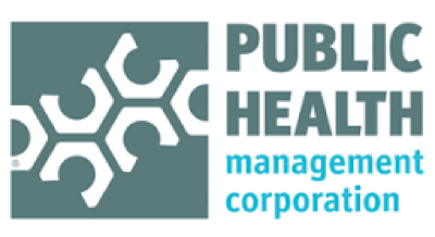 PHMC logo, one of Arena's clients